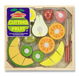 Wooden Cutting Fruit Set - Finnegan's Toys & Gifts - 1
