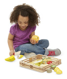 Wooden Cutting Fruit Set - Finnegan's Toys & Gifts - 3