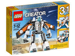 LEGO 31034 Creator Future Flyers - Finnegan's Toys & Gifts - 1