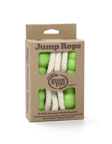 Green Toys Green Jump Rope - Finnegan's Toys & Gifts