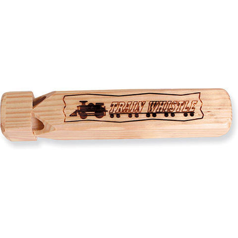 Wooden Train Whistle - Finnegan's Toys & Gifts
