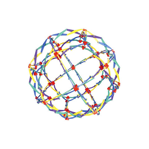 Hoberman Sphere - Rings