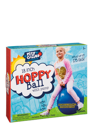 "18"" Hoppy Ball with Pump"