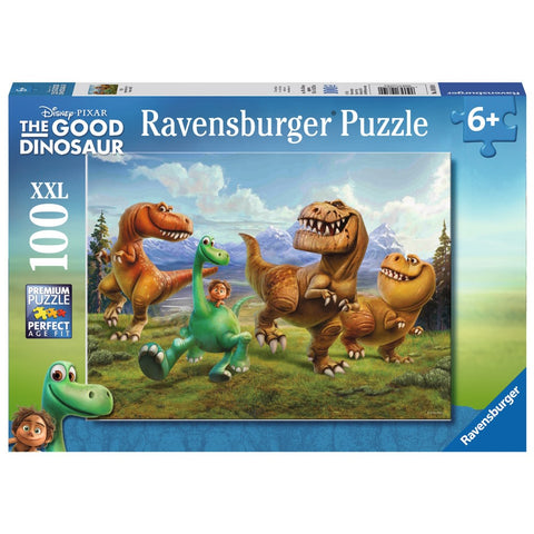 Ravensburger - Disney The Good Dinosaur: Here We Are! XXL Puzzle (100 pcs)