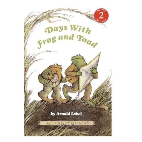 Days with Frog and Toad - Arnold Lobel (Paperback)