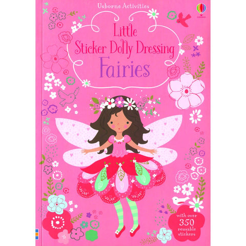 Little Sticker Dolly Dressing Fairies