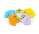 Green Toys Rattle Keys - Finnegan's Toys & Gifts - 2