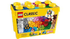 LEGO 10698 Classic Large Creative Brick Box - Finnegan's Toys & Gifts - 1