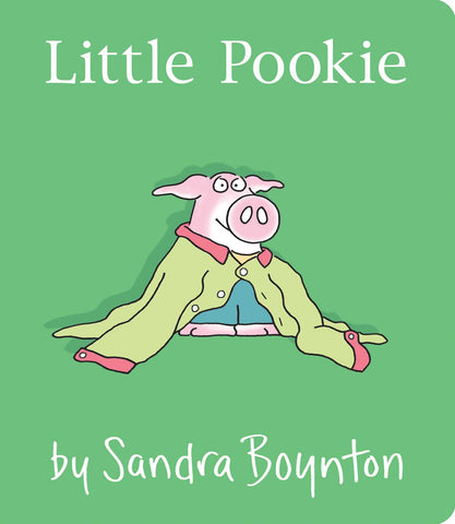 Little Pookie Board Book
