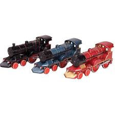 Die Cast Light and Sound Locomotive - Finnegan's Toys & Gifts