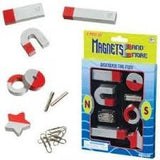 Magnets and More 8 piece set - Finnegan's Toys & Gifts - 2