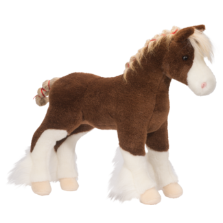 "Douglas 15"" Mcclay Clydesdale - Finnegan's Toys & Gifts"