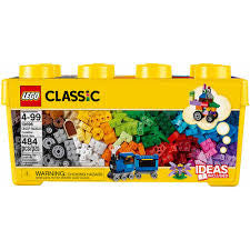 LEGO 10696 Medium Creative Brick Box - Finnegan's Toys & Gifts - 1