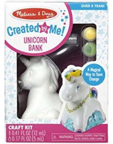 Created by Me Unicorn Bank