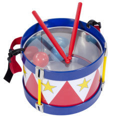 Tin Drum - Schylling - Finnegan's Toys & Gifts