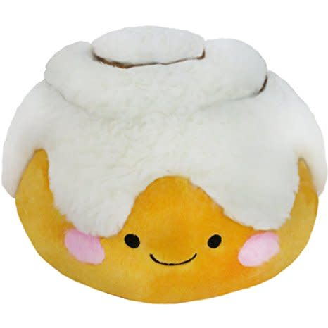 Squishable - Mini Cinnamon Bun 7""