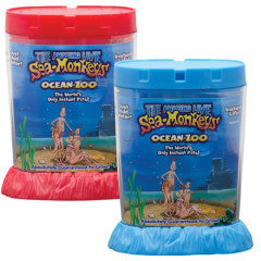 Sea Monkeys Ocean Zoo - Finnegan's Toys & Gifts