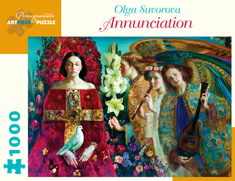 Suvorova: Annunciation 1000 pc Puzzle