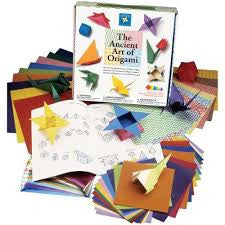 The Ancient Art of Origami Kit - Finnegan's Toys & Gifts