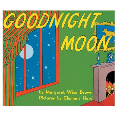Goodnight Moon - Margaret Wise Brown (Hardcover)