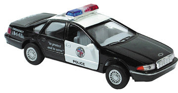 Die Cast Police Car - Finnegan's Toys & Gifts