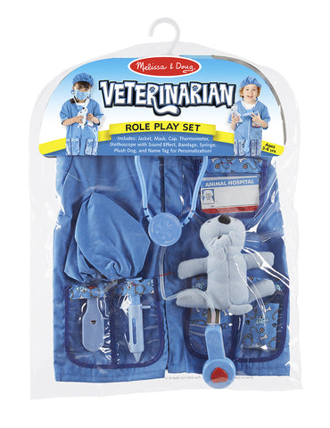 Veterinarian Role Play Costume Set - Finnegan's Toys & Gifts - 1