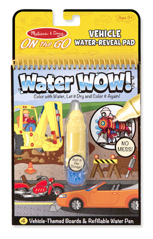On the Go Water WOW! - Vehicle - Finnegan's Toys & Gifts - 1
