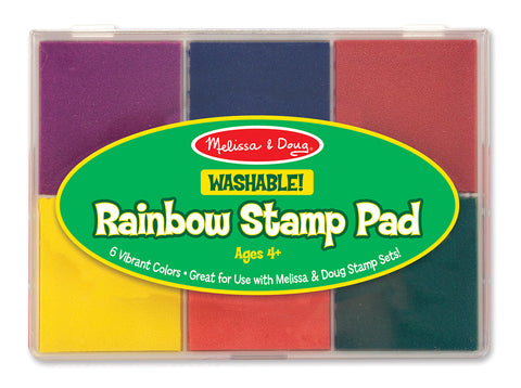 Rainbow Stamp Pad - Finnegan's Toys & Gifts - 1
