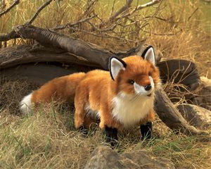 Red Fox Puppet - Finnegan's Toys & Gifts