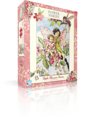 NYPC - Apple Blossom Fairies Puzzle (300 pcs)