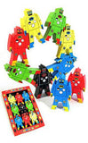 Wooden Stacking Robots - Finnegan's Toys & Gifts - 1