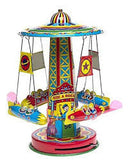 Rocket Ride Tin Carousel - Finnegan's Toys & Gifts - 3