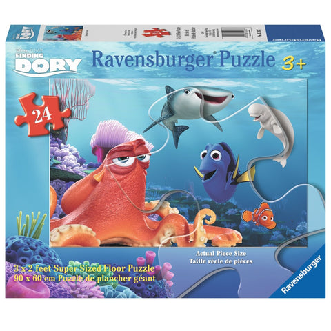 Ravensburger - Disney Finding Dory Floor Puzzle (24 pcs)