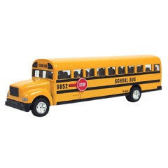 Die Cast Large School Bus - Finnegan's Toys & Gifts