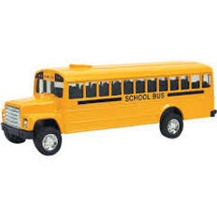 Die Cast School Bus - Finnegan's Toys & Gifts