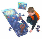 Under the Sea Floor Puzzle - 100 Pieces - Finnegan's Toys & Gifts - 2