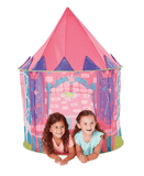 Kidoozie - Royal Castle Playhouse Princess Hideaway Castle