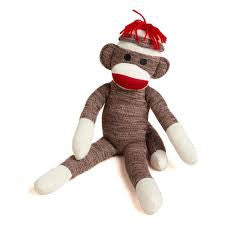 Sock Monkey - Finnegan's Toys & Gifts - 1