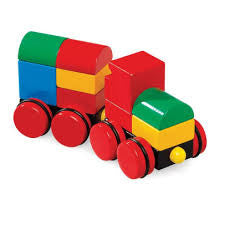Brio - Magnetic Stacking Train - Finnegan's Toys & Gifts - 1