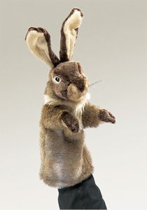 Rabbit Stage Puppet - Finnegan's Toys & Gifts