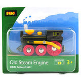Brio - Old Steam Engine - Finnegan's Toys & Gifts - 3