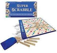 Super Scrabble - Finnegan's Toys & Gifts