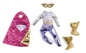 Lottie Doll Superhero Outfit - Finnegan's Toys & Gifts - 1