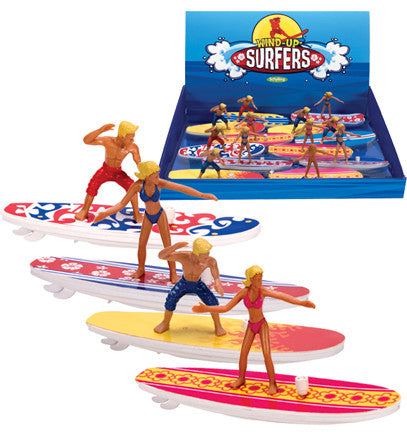Wind-up Surfer - Finnegan's Toys & Gifts