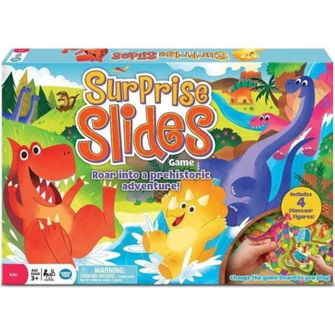 Ravensburger Dinosaur Surprise Slides Game
