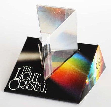 "Light Crystal Prism 2.5"" - Finnegan's Toys & Gifts"