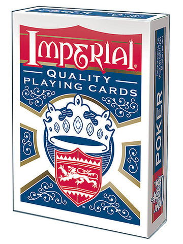 Imperial Poker Playing Cards - Finnegan's Toys & Gifts