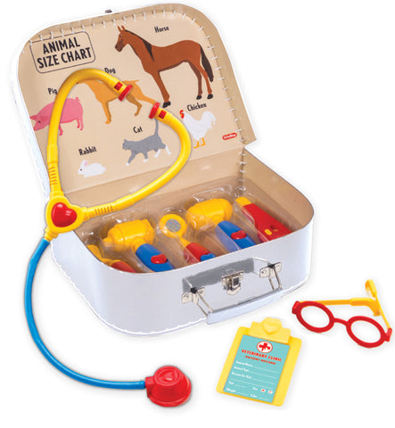 Veterinarian Kit in Suitcase