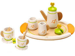 Hape Tea Set for Two - Finnegan's Toys & Gifts