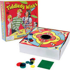 Tiddledy Winks Game - Finnegan's Toys & Gifts